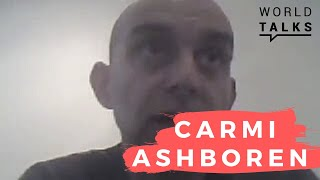 World-Talks # Carmi Ashboren