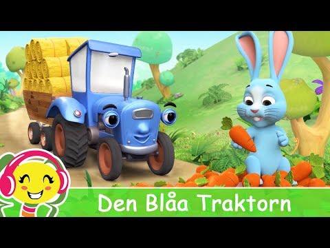 Cantec nou: Den Bla Traktorn  Barnsnger Svenska | BarnMusikTV