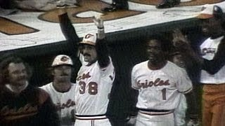 1979 ALCS Gm1: John Lowenstein hits a walk-off homer