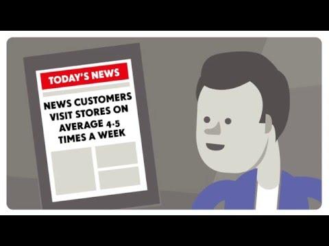 News UK Perfect Shop Programme