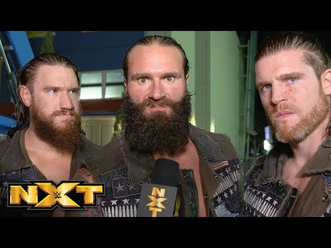 Why did The Forgotten Sons ambush The Street Profits?: NXT Exclusive, Jan. 16, 2019