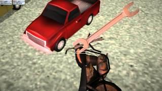 Schrottplatz-Simulator 2011 Gameplay HD