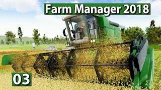 FARM MANAGER 2018 🐄 Säen und Ernten ► #3 BETA Preview deutsch german