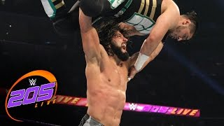 Mustafa Ali vs. Tony Nese: WWE 205 Live, Jan. 17, 2017