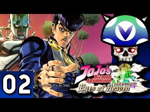 [Vinesauce] Joel - Jojo's Bizarre Adventure: Eyes of Heaven ( Part 2 )