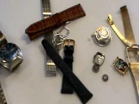 Susan Eisen Watch Repair Watch Appraising Watch Collecting Watch Collecting El Paso Texas 79912