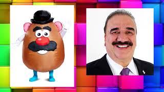 Políticos salvadoreños y su parecido con otros personajes - SOY JOSE YOUTUBER