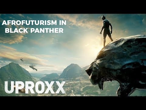 Let's Talk About 'Black Panther' And Afrofuturism