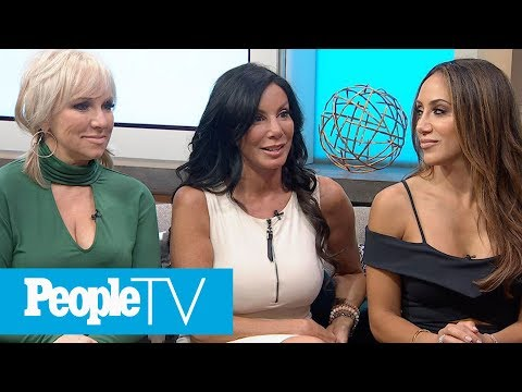 RHONJ: Danielle Staub On Teresa Guidice Calling Her A 'Prostitution Whore' 8 Years Ago | PeopleTV