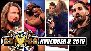 AJ Styles Invades NXT! | Survivor Series & War Games PREVIEW | New Day Champs AGAIN | AEW Full Gear
