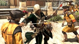 Assassin's Creed 4 Black Flag Politician Outfit Free Roam & Combat