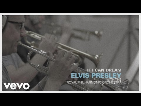 Elvis Presley 'If I Can Dream'