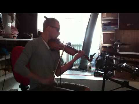 Gangster's Paradise violin cover