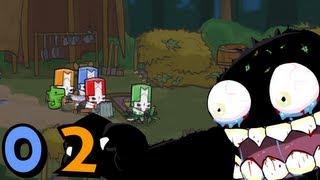 Castle Crashers (Co-op) - Episode 02 thumbnail