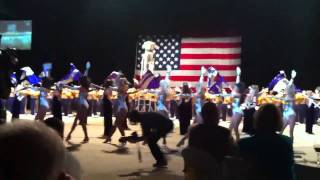 LSU Tiger Band Pre-Game Entrance Song—Tigerama 2010