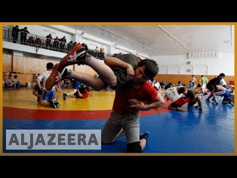 Wrestling for change: Fighting a way of life in Dagestan