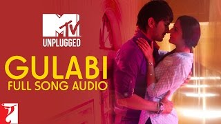 MTV Unplugged: Gulabi | Shuddh Desi Romance | Jigar Saraiya | Shruti Pathak