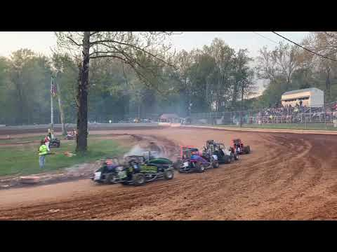 270 Heat 2 - 5/8/19 - Shellhammers Speedway -