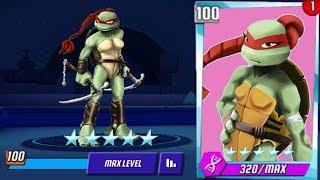 Turtle Girl - Teenage Mutant Ninja Turtles Legends