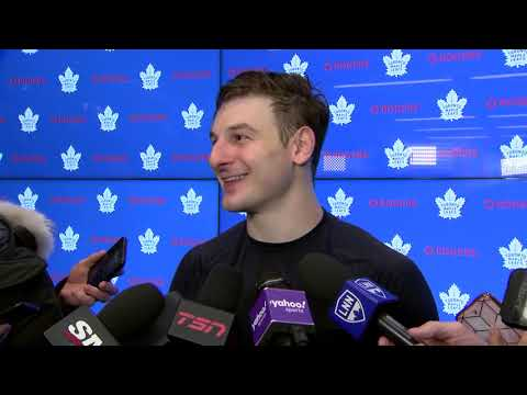 Maple Leafs Post Game - February 29, 2020