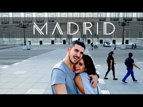 Exploring Madrid: In and Around El Foro (English Subtitles)
