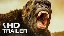 KONG: Skull Island Trailer 2 German Deutsch (2017)
