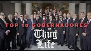Top 10 Gobernadores corruptos