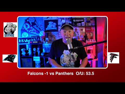 Atlanta Falcons vs Carolina Panthers NFL Pick and Prediction Sunday 10/11/20 Week 5 NFL Betting Tips