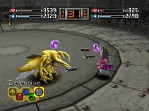 Digimon World Tournement N