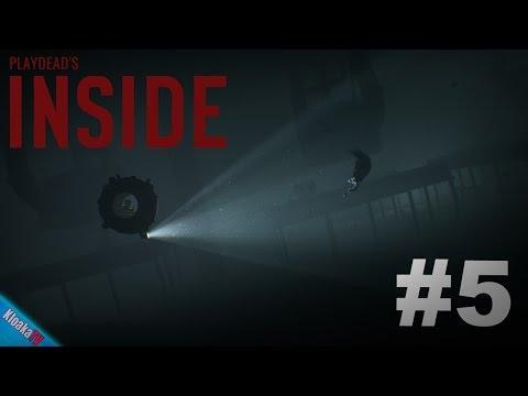 INSIDE - Part 5 - Walkthrough Gameplay - Elevator [1080p & 60 FPS]