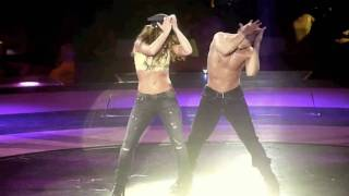 Britney Spears - Mannequin Live At TCSBS DVD Edit Live In Europe