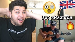 Arijit Singh - Tum Hi Ho (fingerstyle Cover) - Alip_Ba_Ta | REACTION!