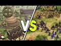 Age of Empires VS 0AD - THE BEST ANCIENT RTS?