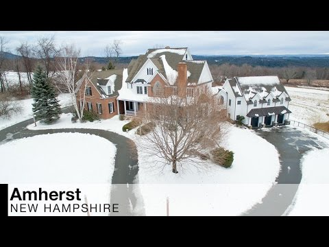 Video Of 1 Fellows Farm Road | Amherst, New Hampshire Real Estate & Homes