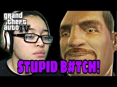 THIS FREAKIN CROCODILE B#%CH! - Grand Theft Auto IV [Part 4] thumbnail