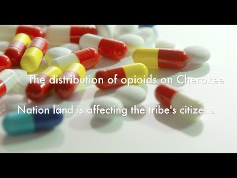Opioid crisis in the Cherokee Nation