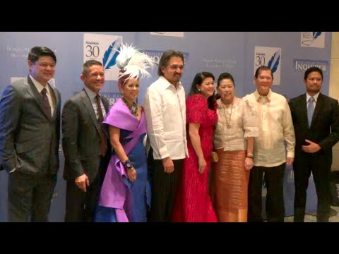 Philippine Daily Inquirer celebrates 30th year