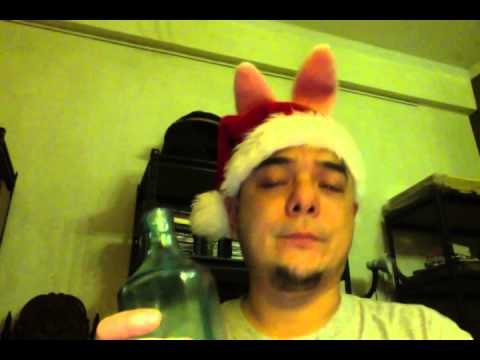 The Drunk Bunny Hopes You Have a Merry Little Christmas.