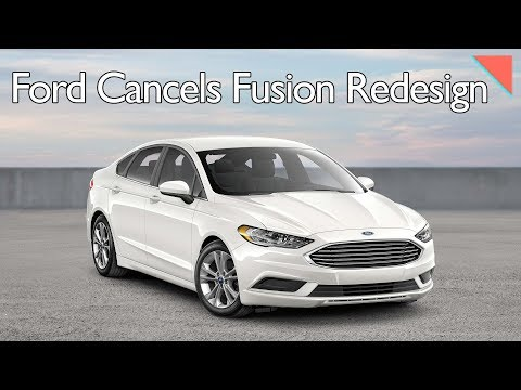 Fusion Redesign Cancelled, Velodyne Cuts LIDAR Cost - Autoline Daily 2260