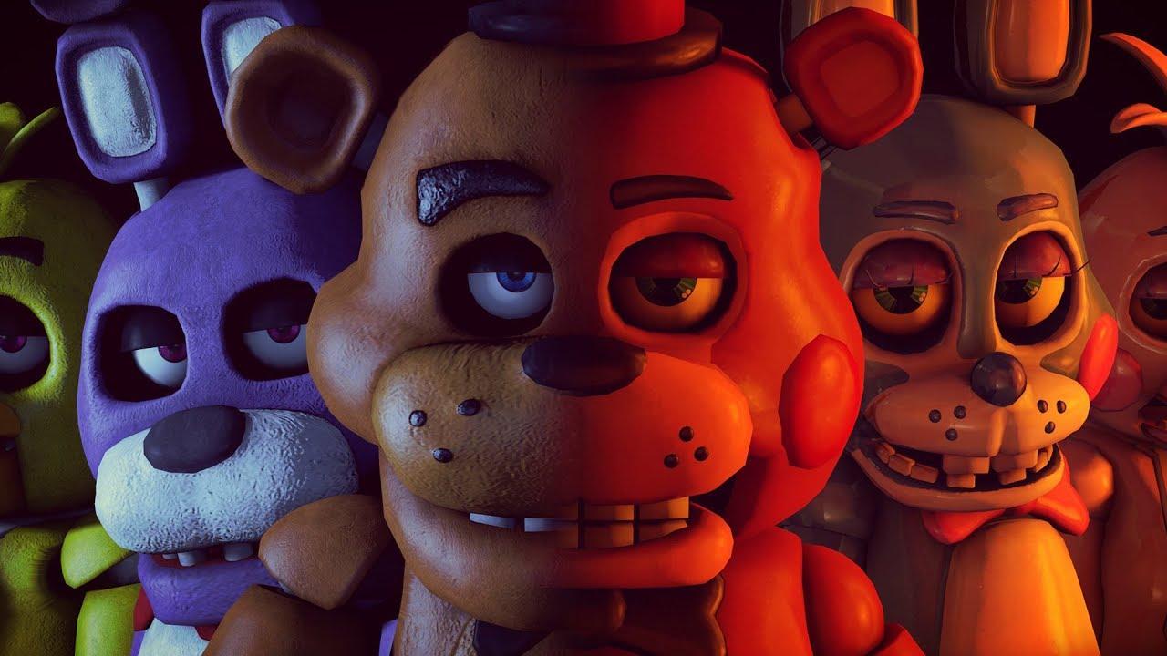Five Nights At FreddyS Online Spielen