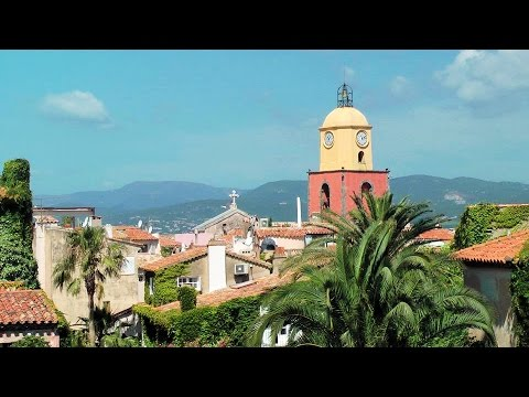 Saint-Tropez, French Riviera, France [HD] (videoturysta)