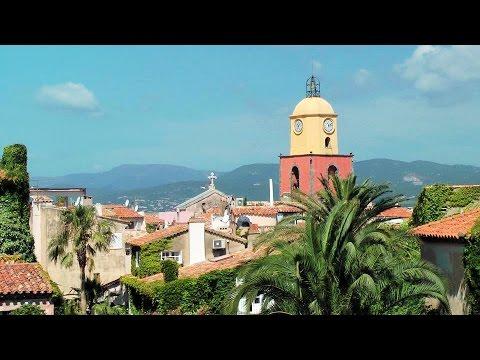 Saint-Tropez, French Riviera, France [HD] (videoturysta)