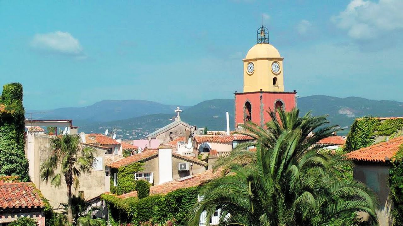 Ville De St Tropez
