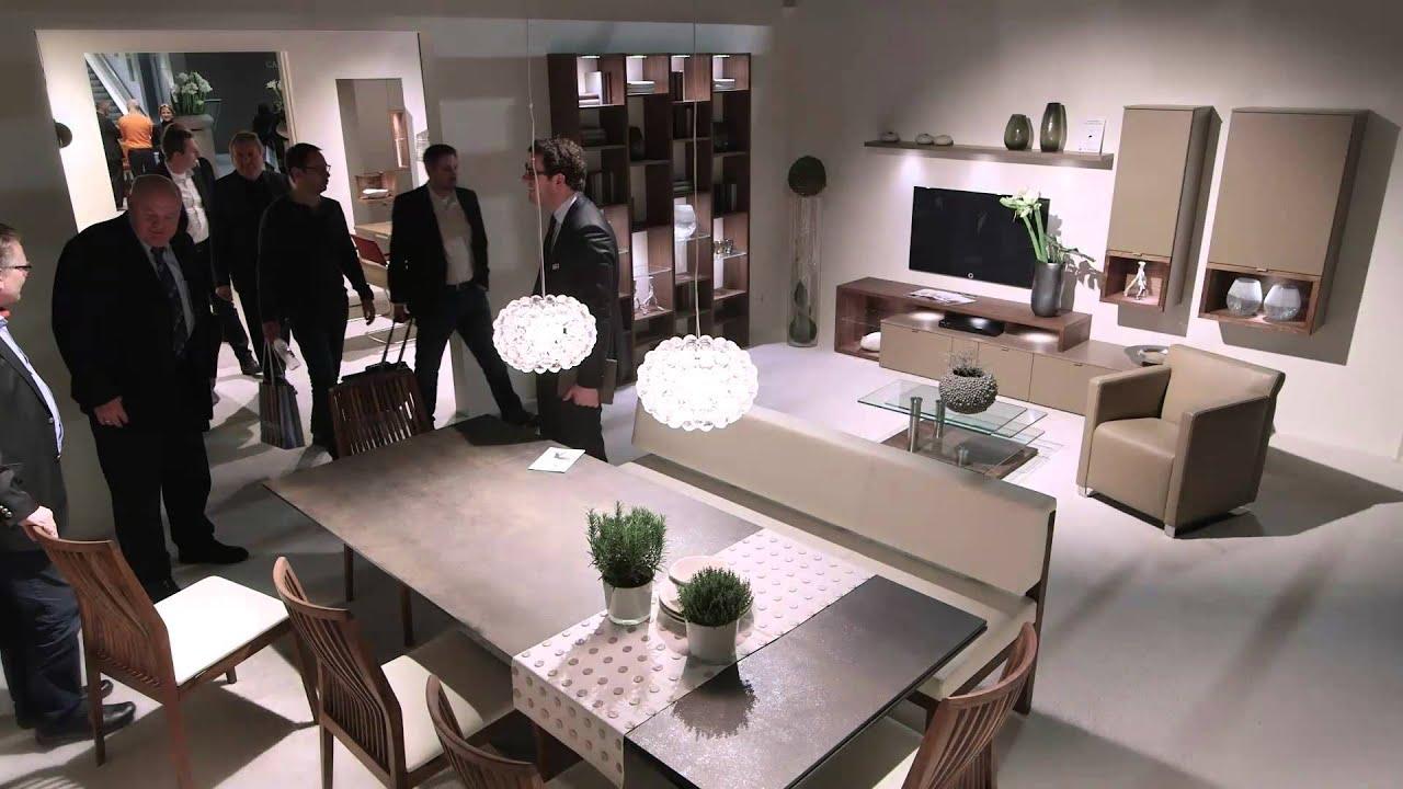 venjakob m bel imm 2015 youtube. Black Bedroom Furniture Sets. Home Design Ideas