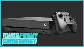 Why The Xbox One X Exists (w/Xbox's Albert Penello) - Kinda Funny Gamescast Ep. 143