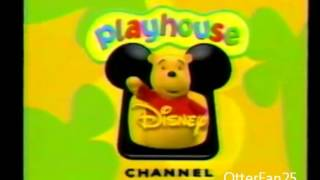 playhouse disney channel the book of pooh logo