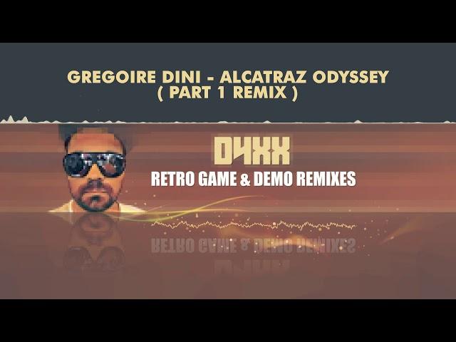 Gregoire Dini - Alcatraz Odyssey Part 1 (Remix) [HQ]