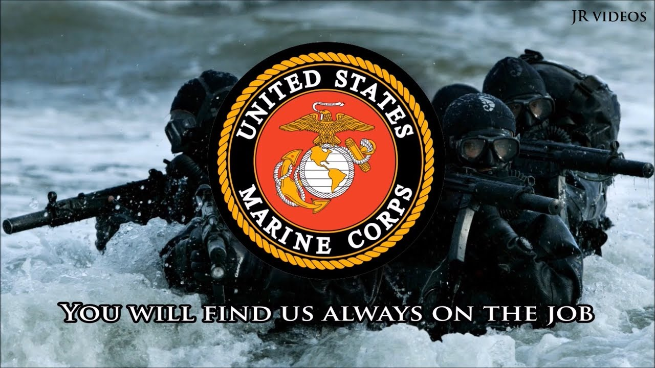 Download The Marines' Hymn (lyrics) - USMC hymn