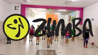 Dembow Pa Bajo Dj Silva Zumba Zumba Dance Tiktok Zin Ira Kediri