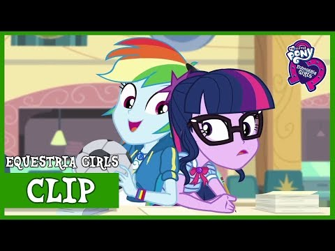 The Last Day of School | MLP: Equestria Girls | Better Together (Digital Series!) [Full HD]